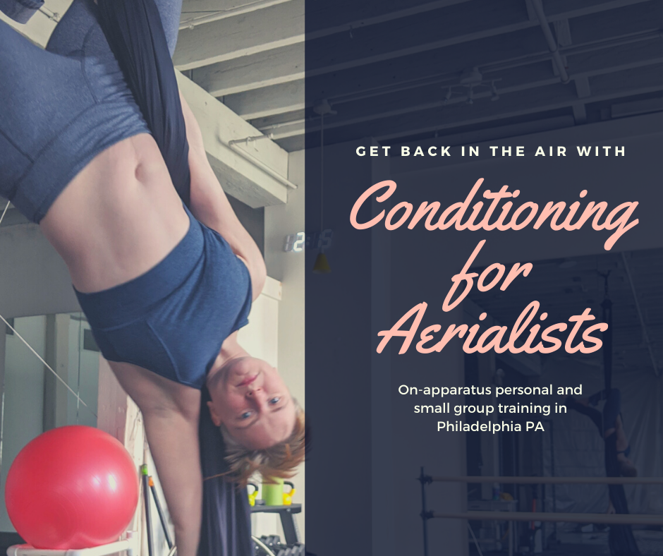 Conditioning for Aerialists